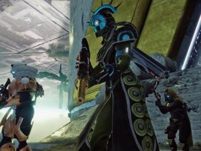 Destiny 2 Update 1.1.0 To Come Alongside the Release of Curse of Osiris
