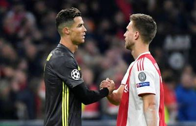 'Breath of fresh air': Spirited Ajax strike back for well-deserved UCL draw with Ronaldo's Juventus