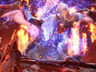 Jump into Monster Hunter: World today for free potions
