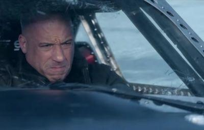 Vin Diesel is a Rogue One in The Fate of the Furious Super Bowl Trailer
