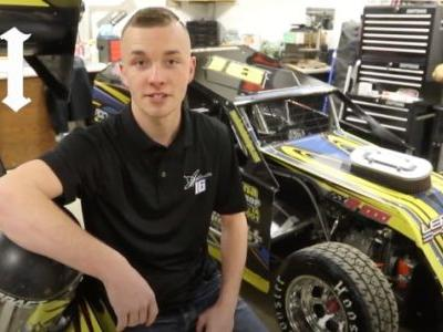 Devon Rouse Is The First Openly-Gay Driver To Turn Laps In ARCA