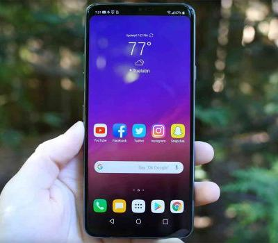 LG G7 ThinQ begins receiving Android Pie update, timing for other devices also revealed