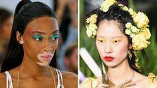 How To Pull Off The Bright And Colorful Makeup Trend
