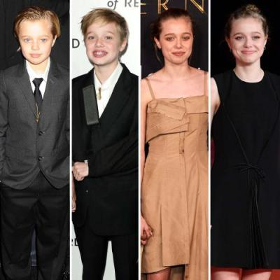 Shiloh Jolie-Pitt's Red Carpet Looks: Brad and Angelina's Daughter's Style Evolution in Photos