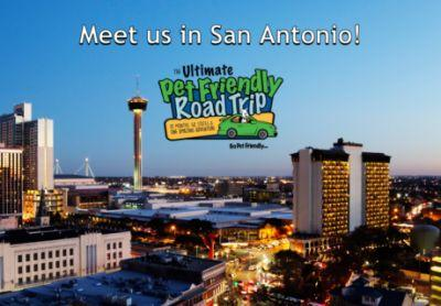 Meet Us in San Antonio, Texas on March, 11th!