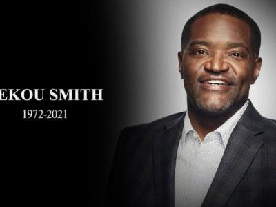 NBA reporter, Grand Rapids native Sekou Smith dies at 48