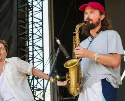 Alex Cameron Saxophonist Roy Molloy Saves Drowning Kid