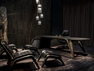 Bentley celebrates centenary with limited edition furniture at Milan's Salone del Mobile