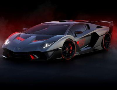 Lamborghini SC18 Is The First One-Off From Squadra Corse Division