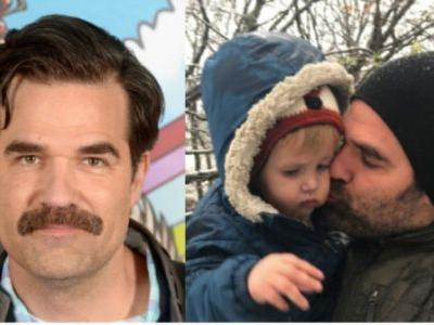 Rob Delaney Opens Up About First Christmas After Losing His Toddler Son