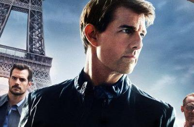 Mission: Impossible - Fallout 4K, Blu-ray & DVD Release