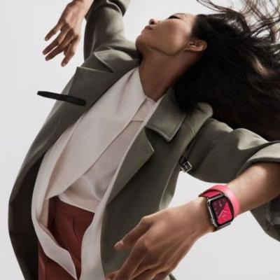 Apple Watch Hermès collection gets new color-blocked faces and bands