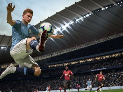 FIFA 19 Reclaims Top Spot In Latest UK Sales Charts