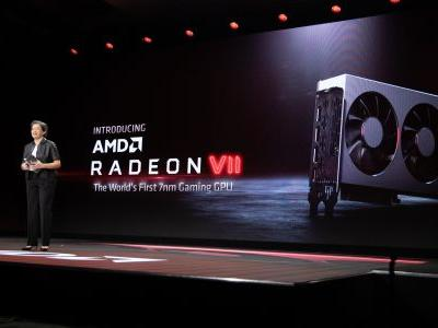 AMD debuts 7nm Radeon VII graphics card to combat Nvidia RTX 2080