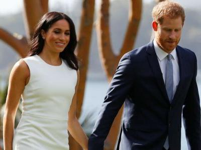 Meghan Markle Wore a Thing: Karen Gee Dress in Australia Edition
