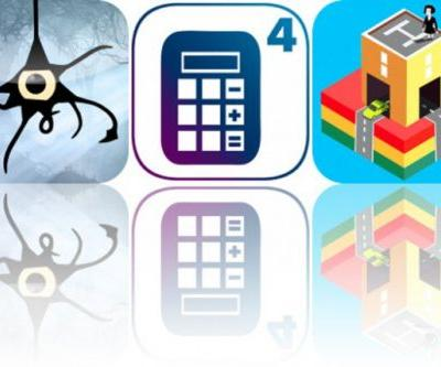 Today's Apps Gone Free: Ocmo, 4th Grade Math Practice and Blox 3D City Creator
