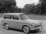 Family Cars Of The 1960s by James Taylor celebrates Britain's motoring heritage