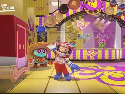 Super Mario Odyssey Datamine Uncovers Five Unreleased Costumes