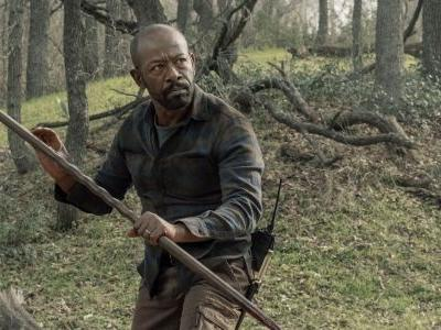 Fear The Walking Dead's Lennie James On The Series' Optimism In Season 5
