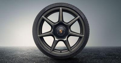 Porsche's New Braided Carbonfibre Wheels Could Be The Coolest Rims We've Ever Seen
