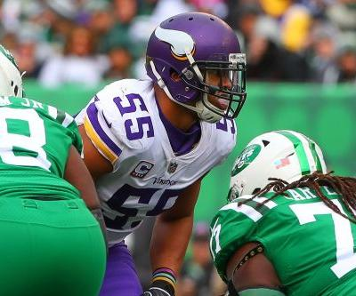 Anthony Barr on Jets diss: I didn't want to 'marry the wrong woman'