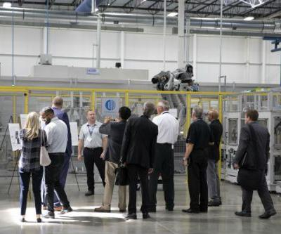 Cosworth Prepares for Autonomous Future with New Michigan Factory