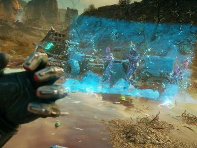How to Master Your Outlandish Powers in Rage 2, Out May 14