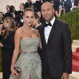 Derek and Hannah Jeter Welcome a Baby Girl