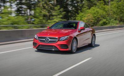 2018 Mercedes-Benz E400 Coupe First Drive: The Aesthete's Choice