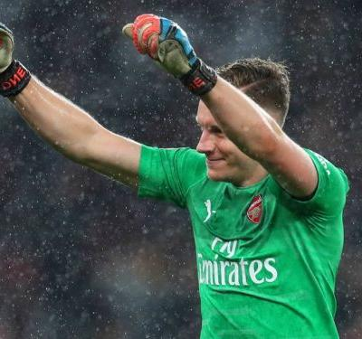 Manchester United & Lingard celebrations inspired Arsenal to victory - Leno