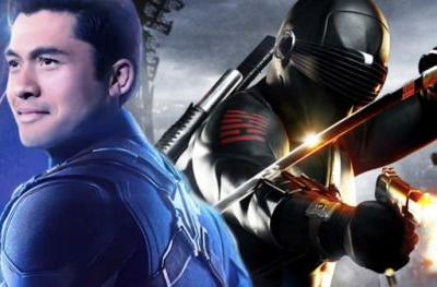 Henry Golding Is Snake Eyes in G.I. Joe Spin-Off MovieThe Crazy