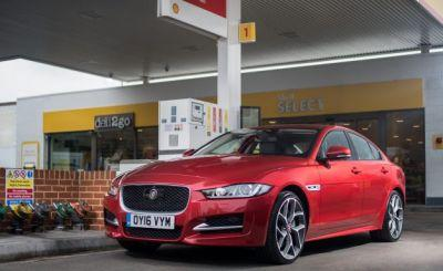 Paying for Gas? Jaguar Land Rover and Shell Of Course Have an App for That