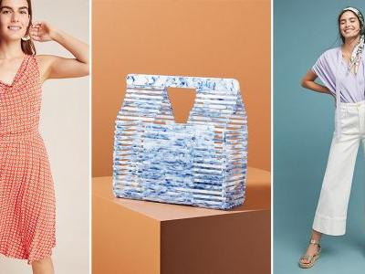 Anthropologie's Summer 2019 Sale Includes Discounts On Over 1,500 Items, So Make Time To Shop