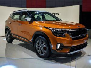 Kia Seltos Bookings To Commence from Mid-July