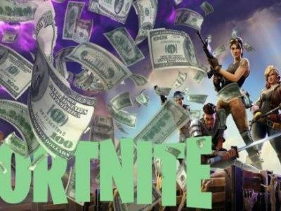 Fortnite Has Earned an Incredible Amount From In-Game Purchases Alone