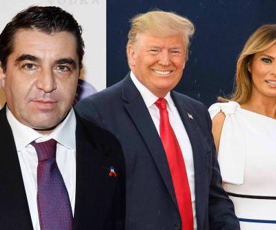 Paolo Zampolli still claims he introduced Donald Trump and Melania