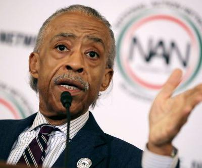 Al Sharpton blasts Trump for holding no events on MLK Day