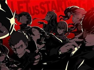 Persona 5 Tops at 2.2 Million Overall Shipments Worldwide
