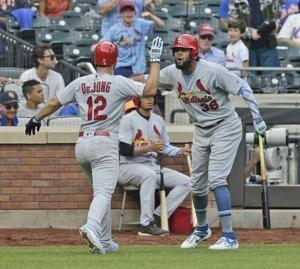 DeJong tags Mets again, Cardinals win 4-3 with only 3 hits