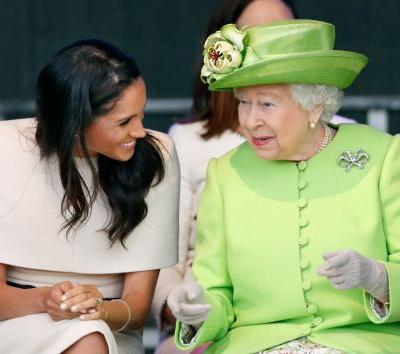 Sorry, Meghan Markle! Queen Elizabeth Reportedly Hates The Word 'Pregnant'