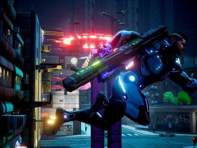 Crackdown 3 officially launches on February 15