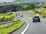 The best and worst motorways in Britain are named by drivers