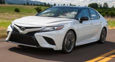 2018 Toyota Camry Detailed Ahead Of Summer Launch