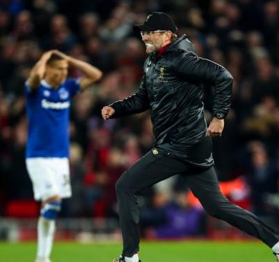 Guardiola defends Klopp's pitch invasion as derby emotions run high