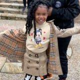 Are We Going to Talk About Teyana Taylor's 5-Year-Old Daughter's Impressive Runway Walk?