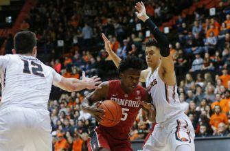 Humphrey has 21 and Stanford beats Oregon State 62-46