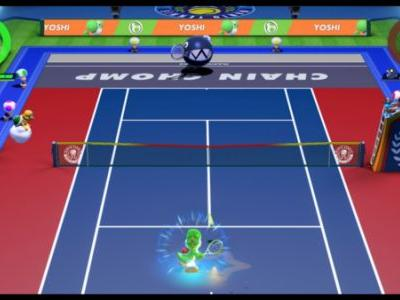 RUMOR - Interesting character may be offered as DLC through Mario Tennis Aces