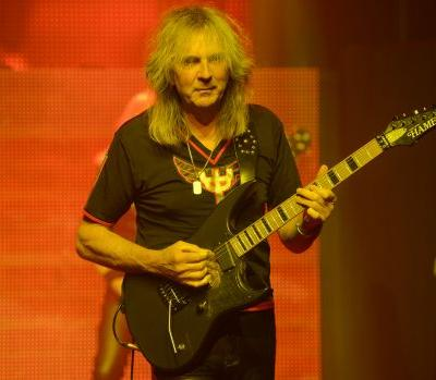 Judas Priest's Glenn Tipton Takes Absence From Live Shows Due To Parkinson's