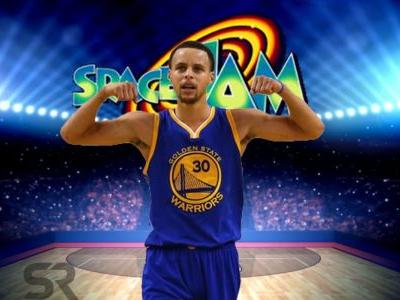 Steph Curry Turned Down a Cameo in Space Jam 2
