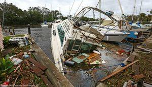 Battered Florida tries to assess scope of Irma's destruction